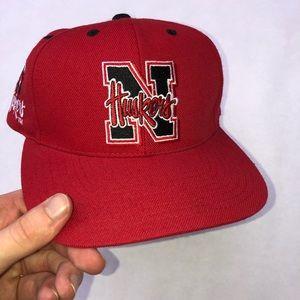 Other - Vintage Nebraska Huskers SnapBack